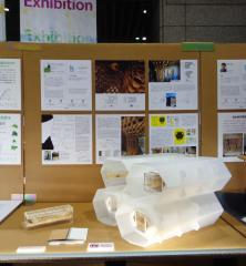 インセクタリウムインストールの詳細,クリストファー・カルテンバッハ/カルテンバッハ研究室/アクションファインドコピーペースト, Next Eco Design展2016. 写真家:JIDA