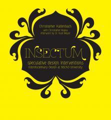書籍『インセクトゥム』の表紙 2015年 クリストファー・カルテンバッハ