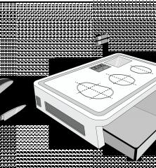 Deirdre Thibault / cutting board scale / Interdisciplinary Design / NSCAD Design 2011 / Kaltenbach lab